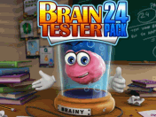 Mobile Game: Brain Tester 24 pack