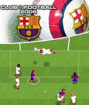 Mobile Game: Club Football 2006 (Microjocs/Jamdat/Codemasters)