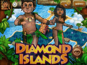 PC/Web Game: Digital Chocolate releases Diamond Islands