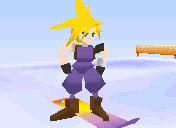 Square-Enix goes mobile: Final Fantasy VII Snowboarding