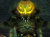 Halloween eve at Guildwars: Mad King Thorn