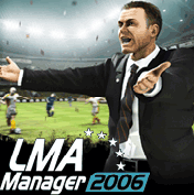 Mobile Game: LMA Manager 2006 (Microjocs/Jamdat/Codemasters)