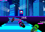 Mobile Game: NeonRacer (Microjocs)