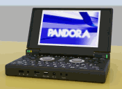 Pandora, the new portable gamingcomputer