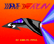 Amiga Game: Waverun (Gold)